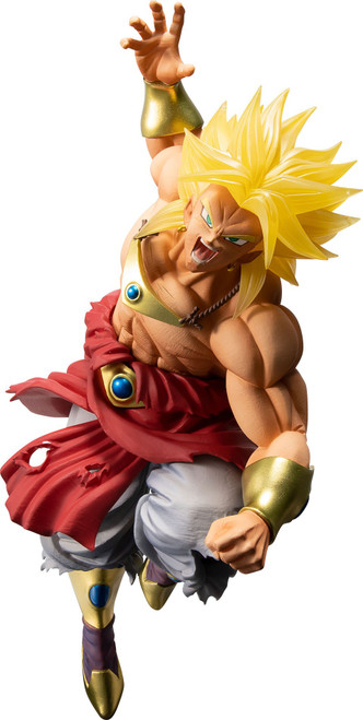 Dragon Ball Ichiban Super Saiyan Broly 94' 7.5-Inch Collectible PVC Figure