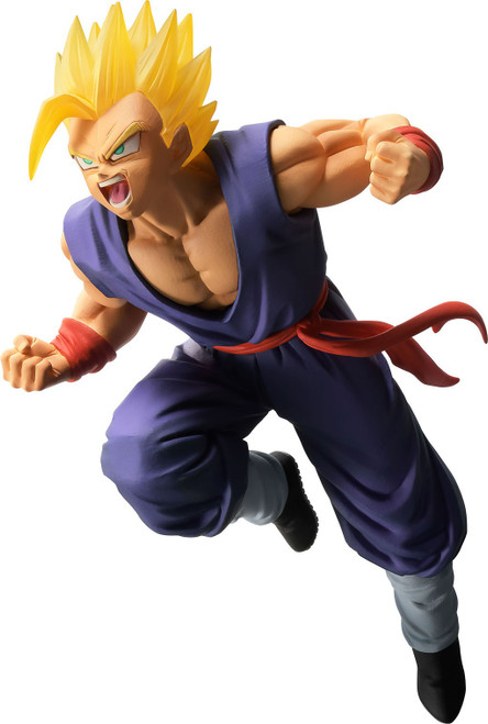 Dragon Ball Ichiban Super Saiyan Son Gohan 94' 6.5-Inch Collectible PVC Figure