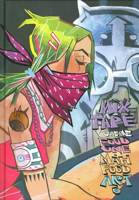 Image Comics Jim Mahfood Mixtape Vol. 1 Hard Cover Art Book