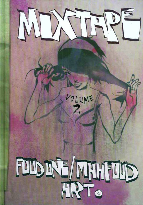 Image Comics Jim Mahfood Mixtape Vol. 2 Hard Cover Art Book