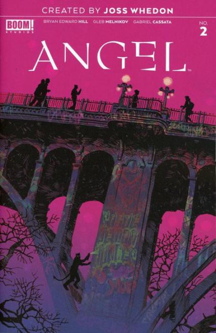 Boom Studios Angel #2 Comic Book