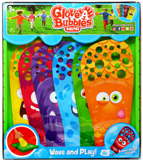 Glove A Bubble Mini Wave & Play 6-Pack