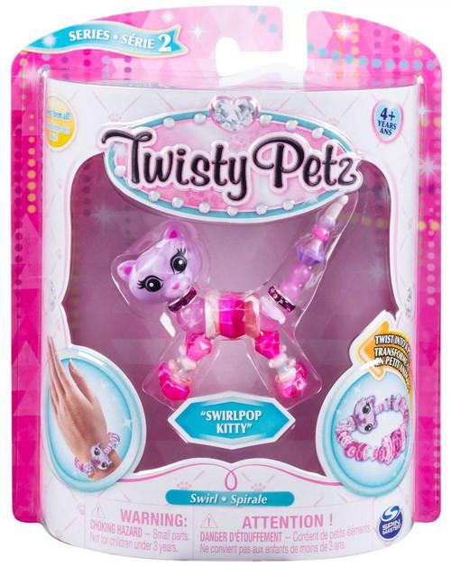 Twisty Petz Series 2 Swirlpop Kitty Bracelet