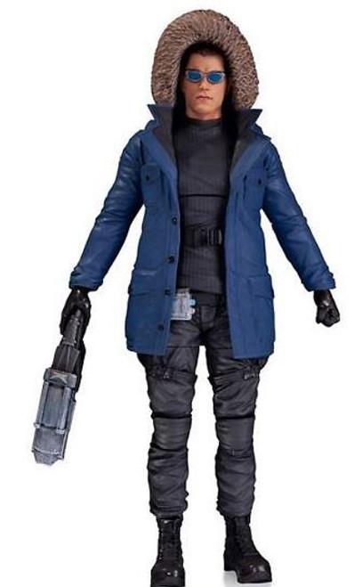 DC Flash TV Series Captain Cold Action Figure