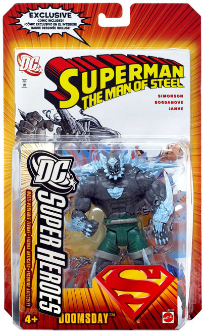 Superman DC Super Heroes Series 2 Doomsday Action Figure