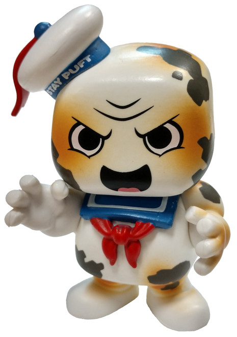 Funko Ghostbusters Stay Puft Exclusive 1/24 Mystery Minifigure [Toasted, Specialty Series Loose]