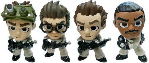 Funko Ghostbusters Peter, Winston, Ray, Egon Set of 4 Mystery Minifigures [Loose]