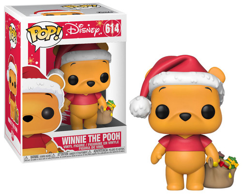 Funko POP! Disney Winnie the Pooh Vinyl Figure #614 [Holiday]