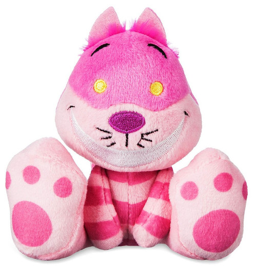 Disney Alice in Wonderland Tiny Big Feet Cheshire Cat Exclusive 4-Inch Micro Plush