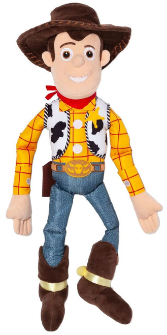 Toy Story 4 Buddy Pillow Woody 25-Inch Plush