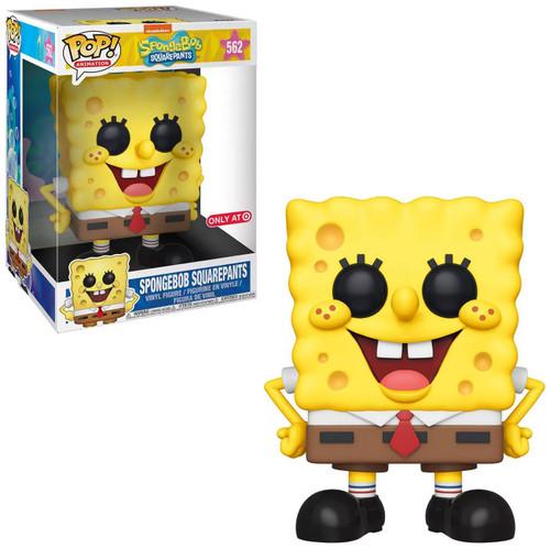 Funko POP! TV Spongebob Squarepants Exclusive 10-Inch Vinyl Figure #562 [Super-Sized]