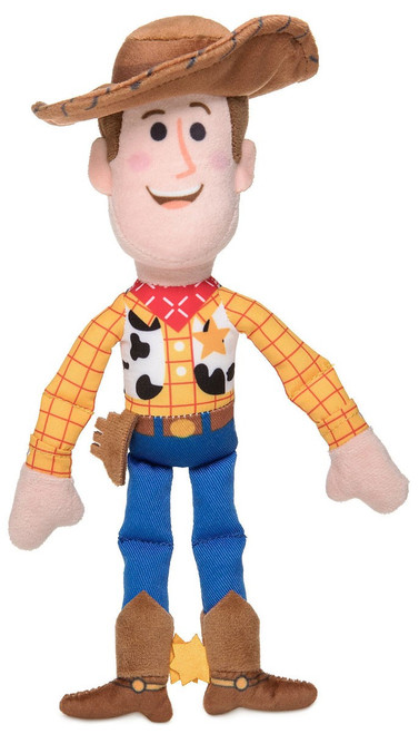 Disney Toy Story Woody Exclusive 9-Inch Plush Rattle