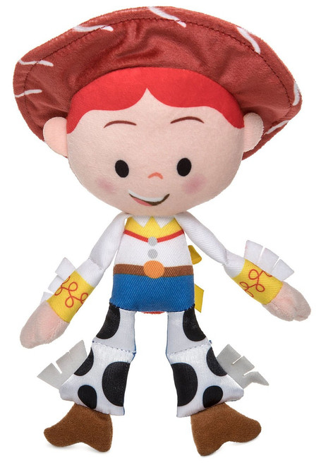 Disney Toy Story Jessie Exclusive 8-Inch Plush Rattle