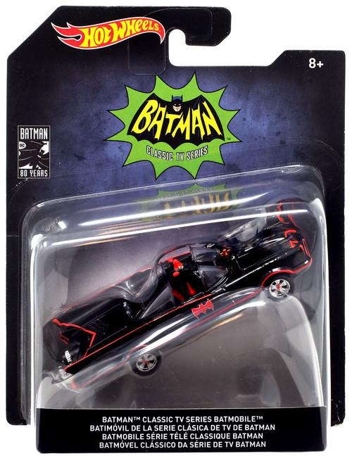 Hot Wheels Batman Classic TV Series Batmobile Diecast Car [2019]