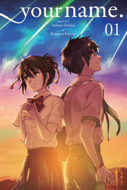 Your Name Volume 1 Manga Trade Paperback [Kimi no Na wa.]