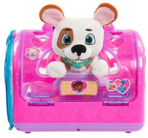 Disney Doc McStuffins Pet Rescue On-the-Go Vet Carrier Playset [Oliver]
