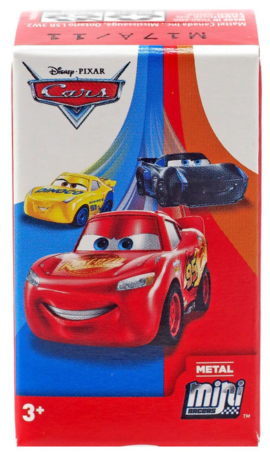 Disney Cars 3 Metal Mini Racers Series 1 Mystery Pack