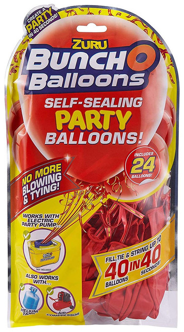Bunch O Balloons 24-Pack [Red]