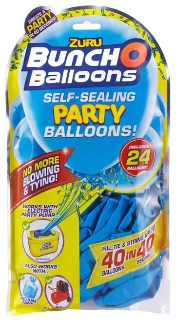 Bunch O Balloons 24-Pack [Blue]