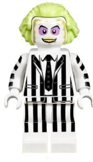 LEGO Dimensions Beetlejuice Minifigure [Loose]