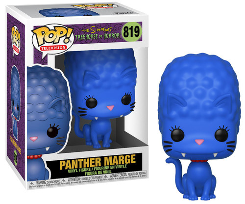 Funko The Simpsons Treehouse of Horror POP! Animation Panther Marge Vinyl Figure