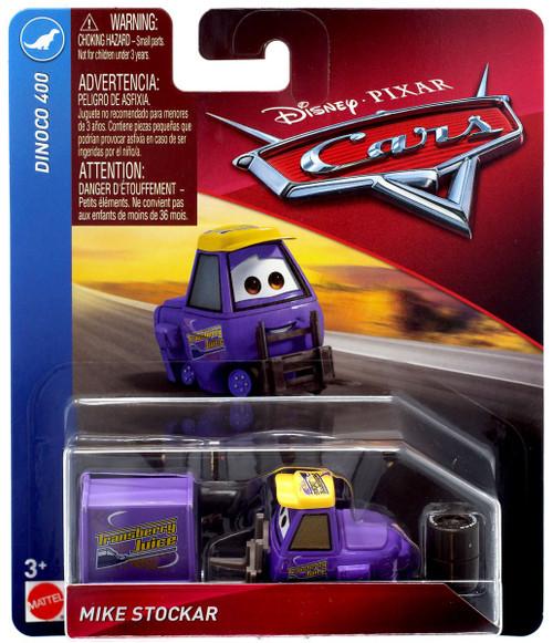 Disney / Pixar Cars Cars 3 Dinoco 400 Mike Stockar Diecast Car