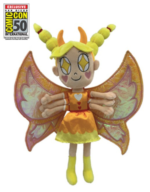 Disney Star Vs. The Forces of Evil Butterfly Mode Star Exclusive 12-Inch Medium Plush