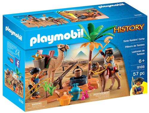 Playmobil History Tomb Raiders' Camp Set #9166