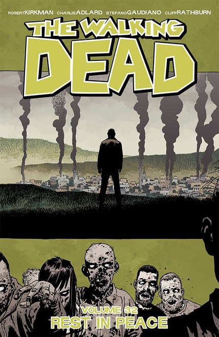 Image Comics The Walking Dead Volume 32 Trade Paperback [Rest In Peace]