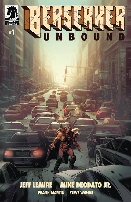 Dark Horse Berserker Unbound #1 of 4 Comic Book
