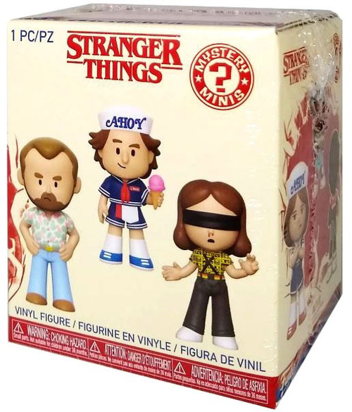 Funko Season 3 Mystery Minis Stranger Things Mystery Pack [1 RANDOM Figure]