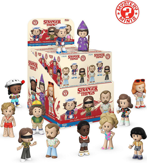 Funko Season 3 Mystery Minis Stranger Things Mystery Box [Season 3, 12 Packs]