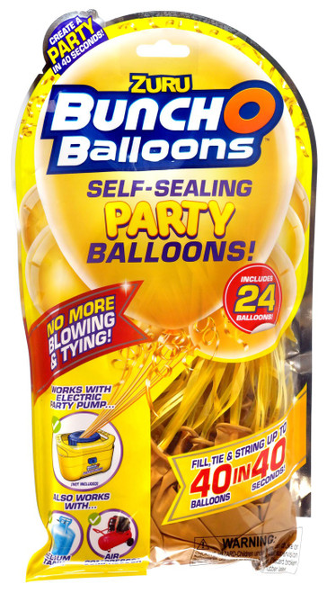 Bunch O Balloons 24-Pack [Gold]