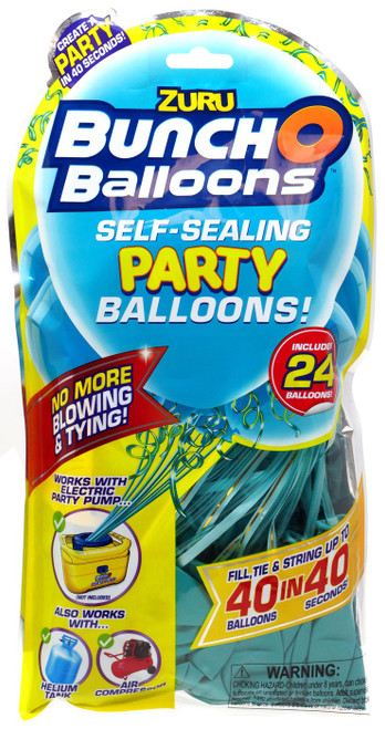 Bunch O Balloons 24-Pack [Teal]