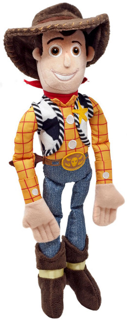 Toy Story 4 Woody 15-Inch Plush