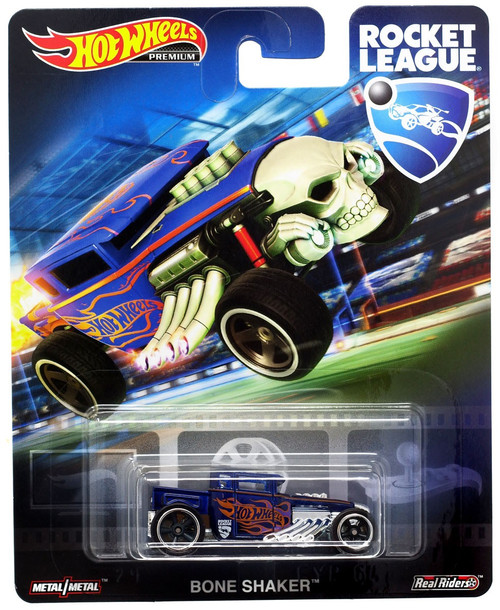 Hot Wheels Premium Bone Shaker Die Cast Car [Rocket League]