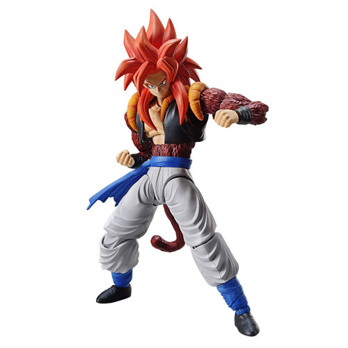 Dragon Ball Super Saiyan 4 Gogeta 7-Inch Figure-Rise Standard
