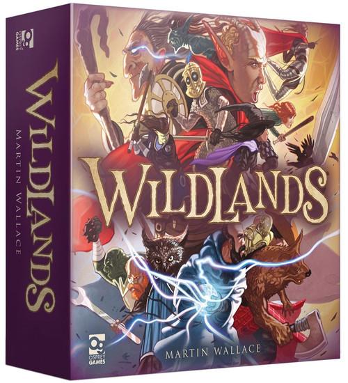 Wildlands Board Game