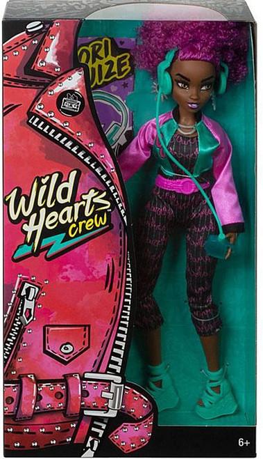 Wild Hearts Crew Cori Cruize Exclusive 12-Inch Doll