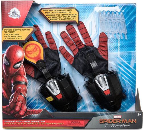 Disney Marvel Far from Home Spider-Man Webshooter Exclusive Play Set [2019]