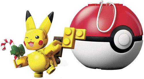 Pokémon Holiday Candy Cane Pikachu Set