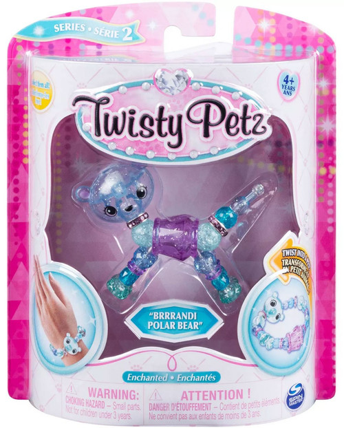 Twisty Petz Series 2 Brrrandi Polar Bear Bracelet