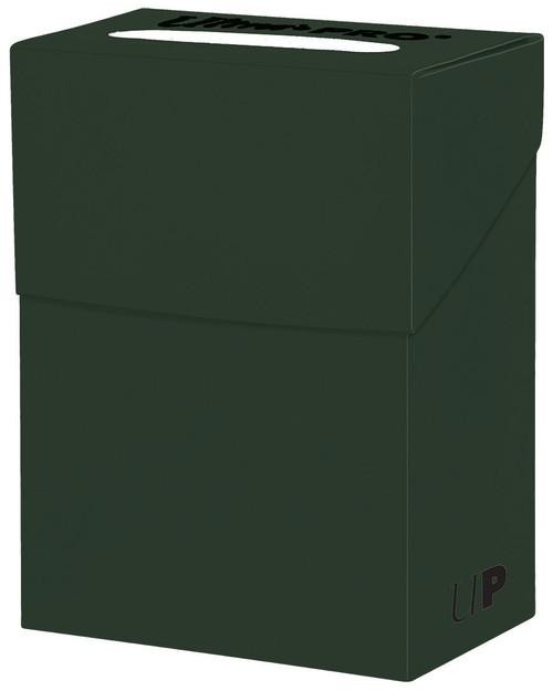 Ultra Pro Card Supplies Forest Green Deck Box