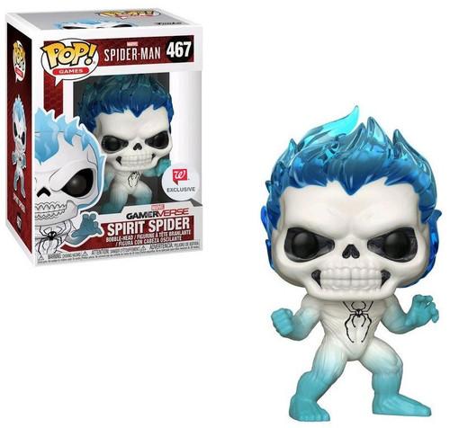 Funko Spider-Man Far From Home POP! Marvel Spirit Spider Exclusive Vinyl Figure #467