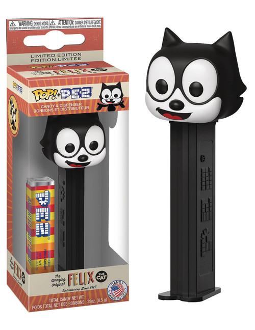 Funko POP! PEZ Felix the Cat Candy Dispenser