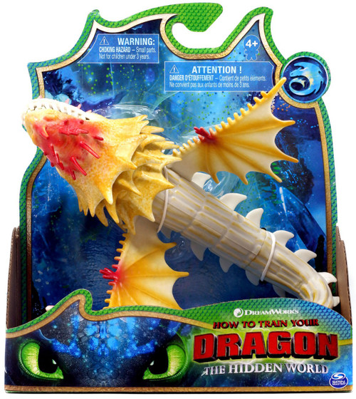 How to Train Your Dragon The Hidden World Screaming Death Basic Action Figure