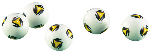Playmobil Sports & Action 5 Soccer Balls Set #6506