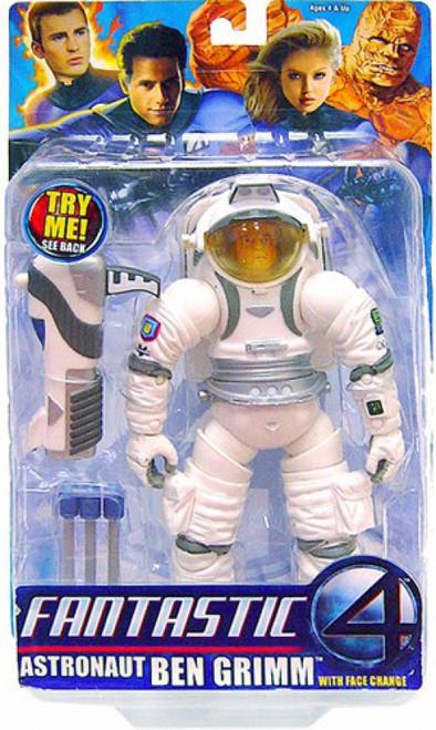 Fantastic Four Movie Astronaut Ben Grimm Action Figure [With Face]