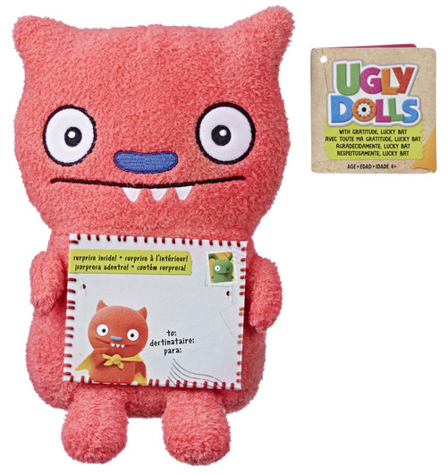 Ugly Dolls With Gratitude, Lucky Bat 9-Inch Plush