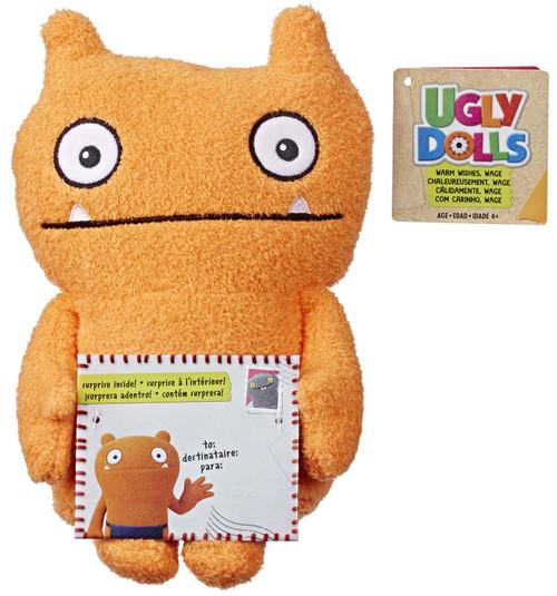 Ugly Dolls Warm Wishes, Wage 9-Inch Plush